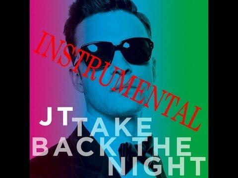 Justin Timberlake - Take Back the Night (Instrumental) NEW 2013