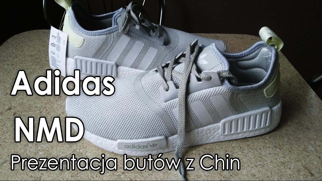 unboxing aliexpressiofferdhgate : Adidas NMD XR1 Triple White + On Feet