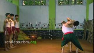 Kalarippayattu Training
