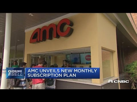 AMC Entertainment CEO on new movie subscription service