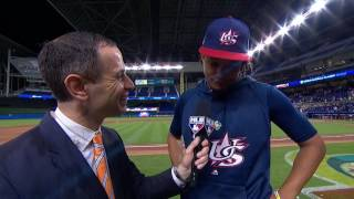 WBC:Jon Paul Morosi with Chris Archer