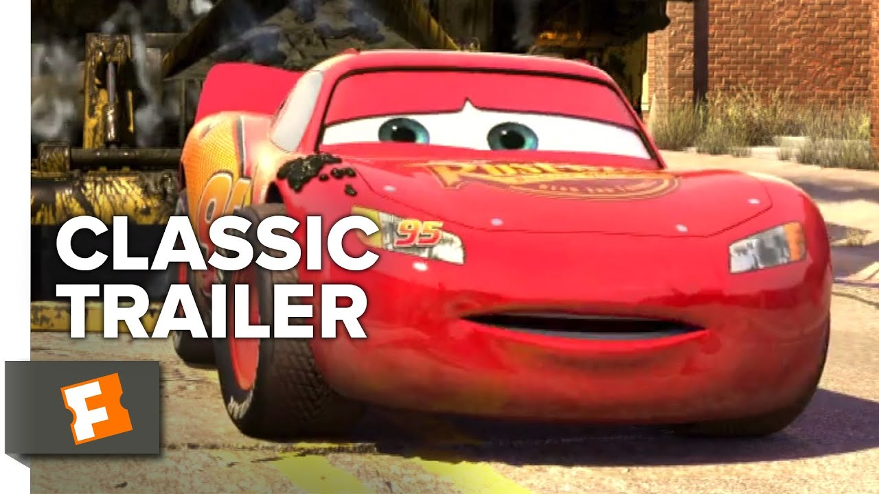 Cars (2006) Trailer #2 | Movieclips Classic Trailers - YouTube