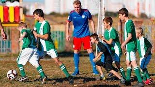 «Спорт важен нашим ребятам для социализации и реабилитации». Армейцы посетили детский центр