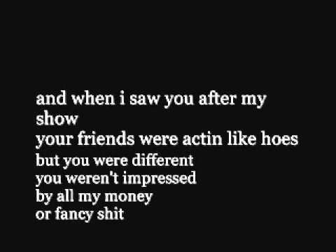 Kid Cudi - Pillow Talk (with lyrics) Old but great