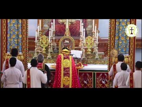 Malankara Syrian Catholic Church Holy Qurbana by Thomas Mar Koorilos