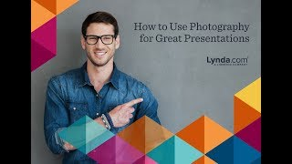 How to use Photography for great presentation
