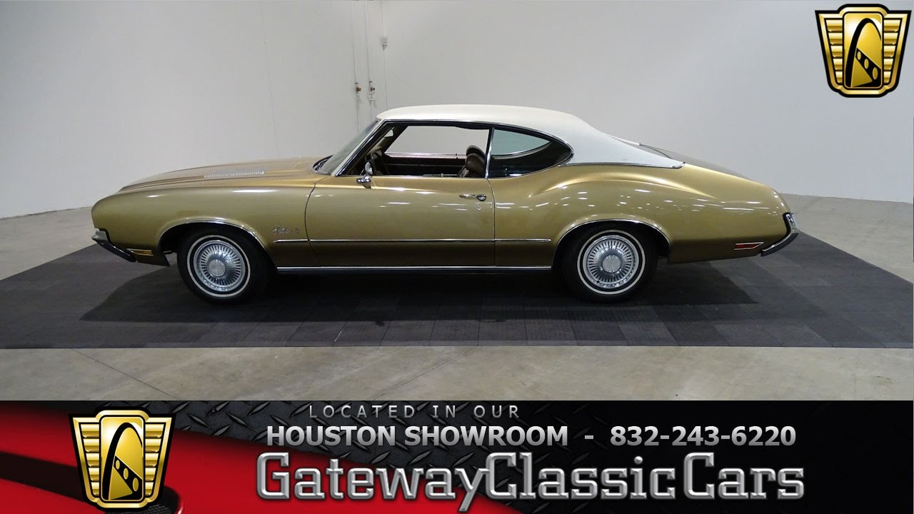 Oldsmobile Cutlass S Gateway Classic Cars Houston Youtube