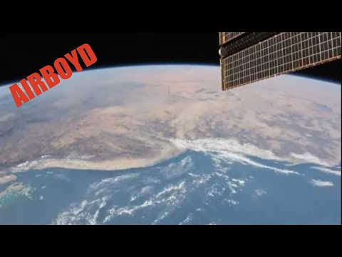 Africa To Kazakhstan ISS