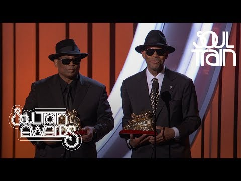 Legends Jimmy Jam & Terry Lewis Honored With The Legend Award | Soul Train Awards 19