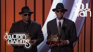 Legends Jimmy Jam \u0026 Terry Lewis Honored With The Legend Award | Soul