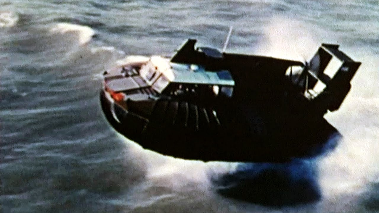 Hovercraft - Ultimate Amphibious Machine - YouTube