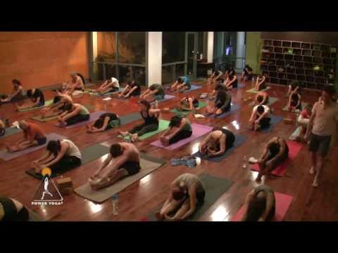 YOGA FOR PRESENCE - Full 40-Minute Yoga Class with Ashton August from YouTube · Duration:  40 minutes 14 seconds