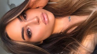 Bronzed Glowy Summer Makeup Tutorial I Aylin Melisa