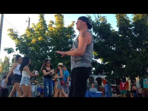 Alberta street solo show