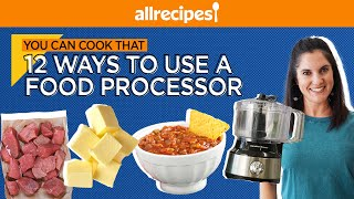 12 Easy Ways t๐ Use a Food Processor | Kitchen Essentials | You Can Cook That