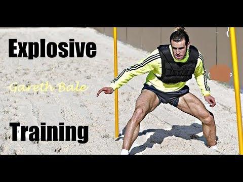 Gareth Bale: A Footballers Gym Workout ?        Prt12