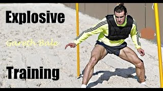 Gareth Bale: A Footballers Gym Workout ?        Prt12
