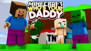 Minecraft who's your daddy - LEGO BATMAN MURDER!