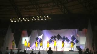 Binibining Bukidnon 2013 production number