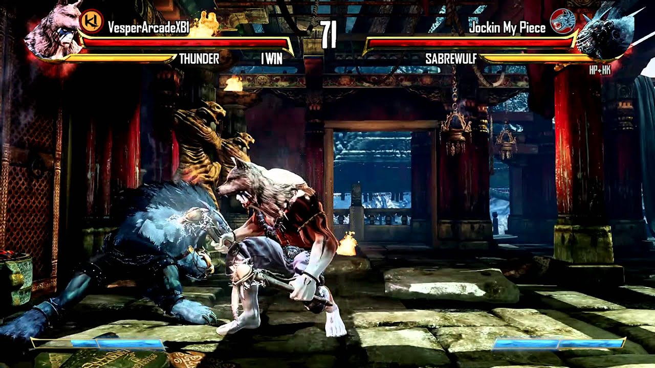 VA Killer Instinct Ranked Matches 1