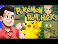Pokemon ROM Hacks - AntDude