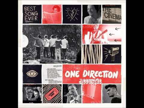 Best Song Ever - One Direction - Acoustic 2013