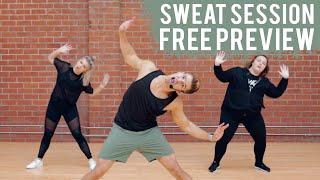 Booty Army Sweat Session | Caleb Marshall | Dance