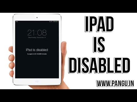 100% SOLVED iPad iPod is disabled connect to iTunes (without data save)  iPhone 7 Plus