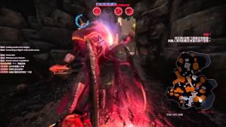 【Yi】PS4 Evolve 惡靈進化 怪物 Wraith 線上模式