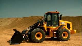 NEW JCB 427 & 437 Agri wheeled loaders with T4i engines