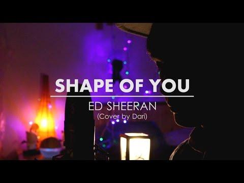 ED SHEERAN - Shape of you (Cover by Dari)