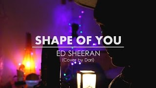ED SHEERAN - Shape of you Cover by Dari