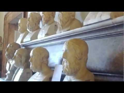 Capitoline Museum in Rome