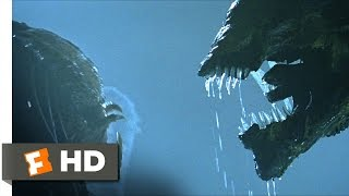 AVP: Alien vs. Predator (2004) - Battling the Queen Scene (4/5) | Movieclips thumbnail