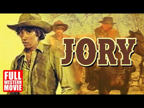 JORY - FULL WESTERN MOVIE - 1973 - STARRING JOHN MARLEY, ROBBY BENSON
