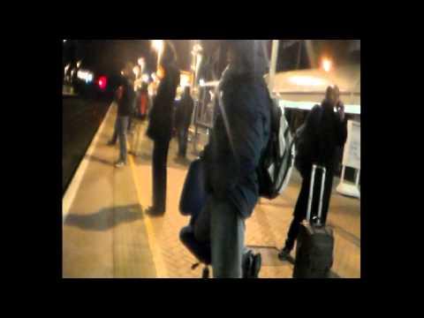 Video diary for Kensington Olympia 10-12-2012