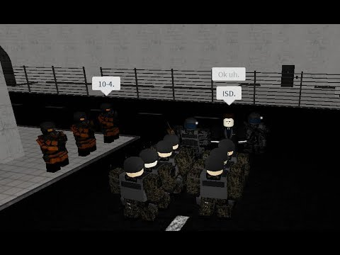 Roblox Mtf Scp S C P Roleplay Joint Mtf Patrol Ci Execution 04 20 2019 Youtube