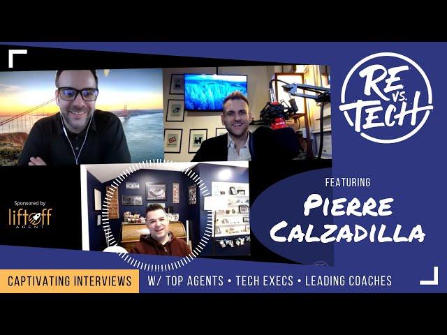 Real Estate Vs Tech with Pierre Calzadilla Episode 014