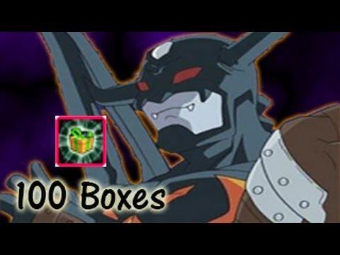 super crack of devimon boxhead