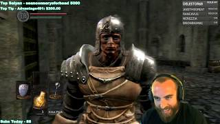 "Bajheera - ""I FIGHT BETTER W/ NO CLOTHES ON!"" - Dark Souls Remastered (Part 4)"