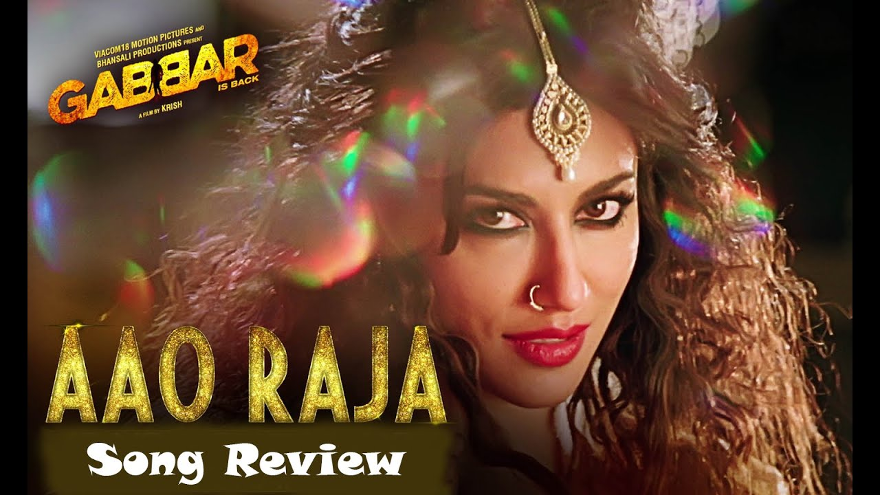 "Chitrangada Singh In Gabbar Is Back Wallpapers: Chitrangada Singh Hot In ""Aao Raja"" Song"