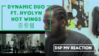 Dynamic Duo - Hot Wings  Ft. HyoLyn (DSP MV Reaction) - Stafaband