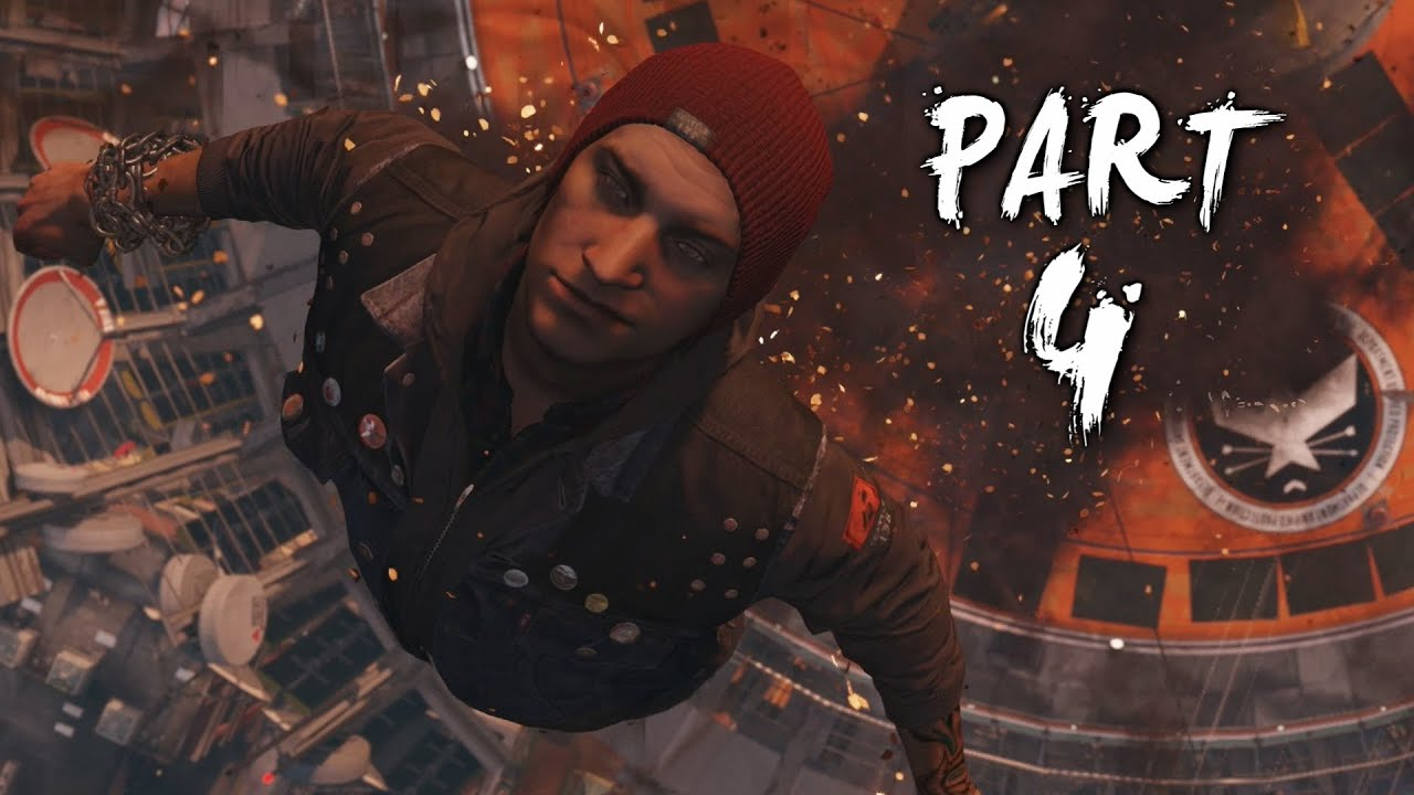 Infamous Second Son Gameplay Walkthrough Part 4