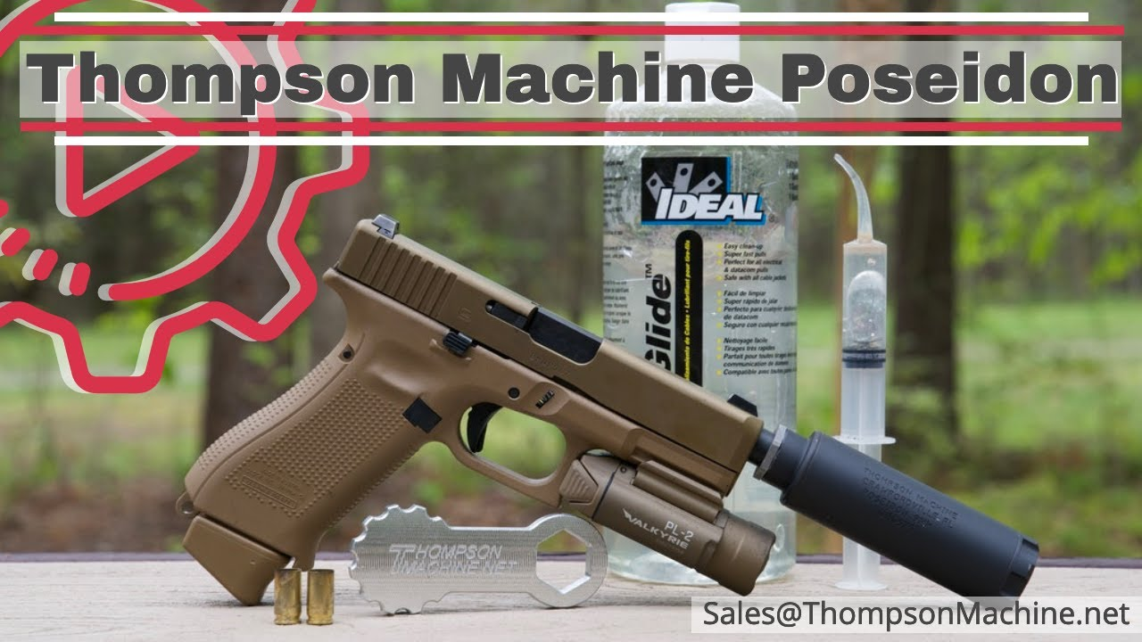 Thompson Machine Poseidon