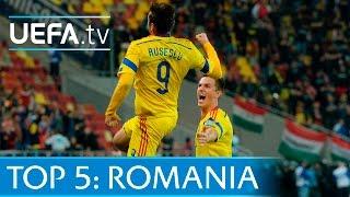 Top 5 Romania EURO 2016 qualifying goals
