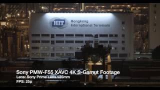 Sony PMW-F55 4K Testing Footage