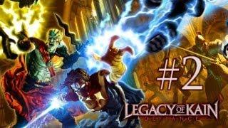 Legacy of Kain: Defiance #2 [Побег и путь к башне]