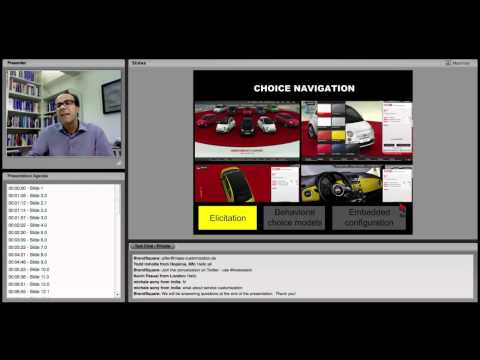 "Live Session: Frank Piller: ""Cracking the Code of Mass Customization"""