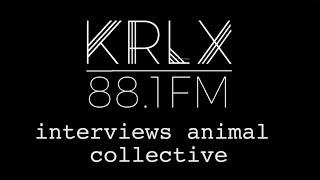 Gambar cover KRLX Interviews: Animal Collective & Lipsticism