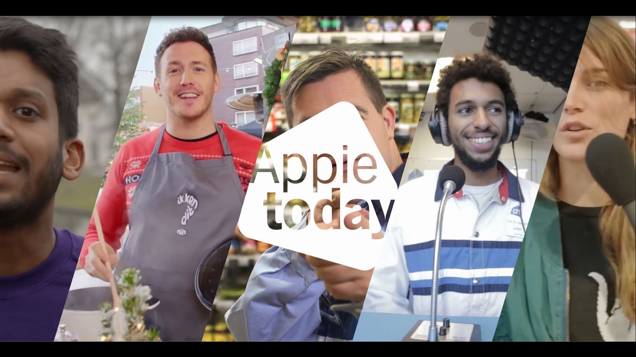 Dit is Appie Today - YouTube